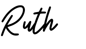 Ruth's signature