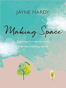 A book called Making Space by Jayne Hardy