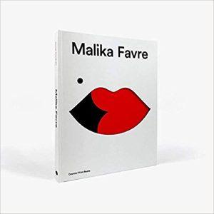 A book by Malika Favre