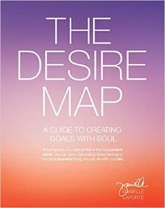 A book called The Desire Map by Danielle Laporte